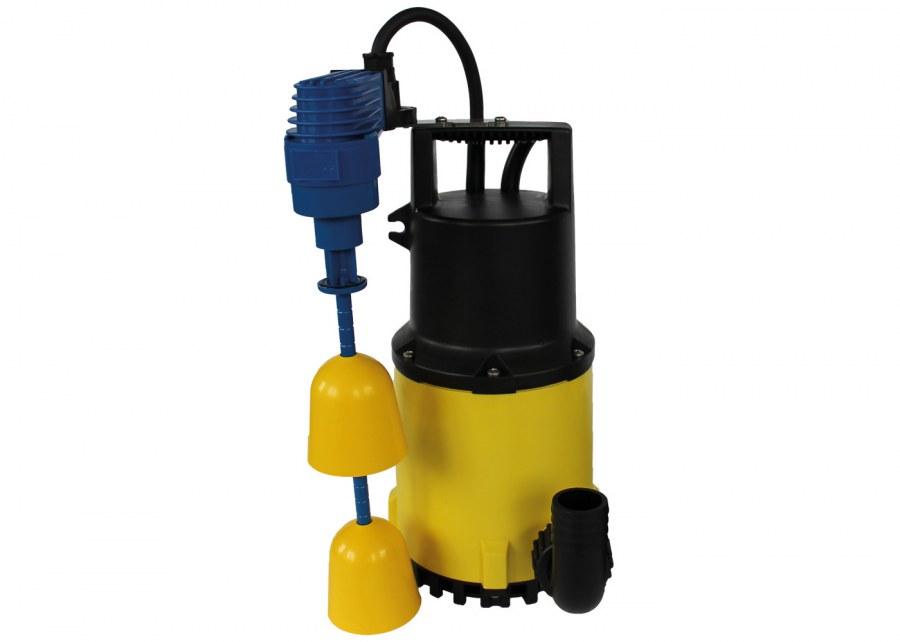 Zehnder Pumpen ZPK 35 KS-kalové ponorné čerpadlo-plastové - Čerpadla, čerpadlové šachty Čerpadla Zehnder Pumpen Kalová čerpadla