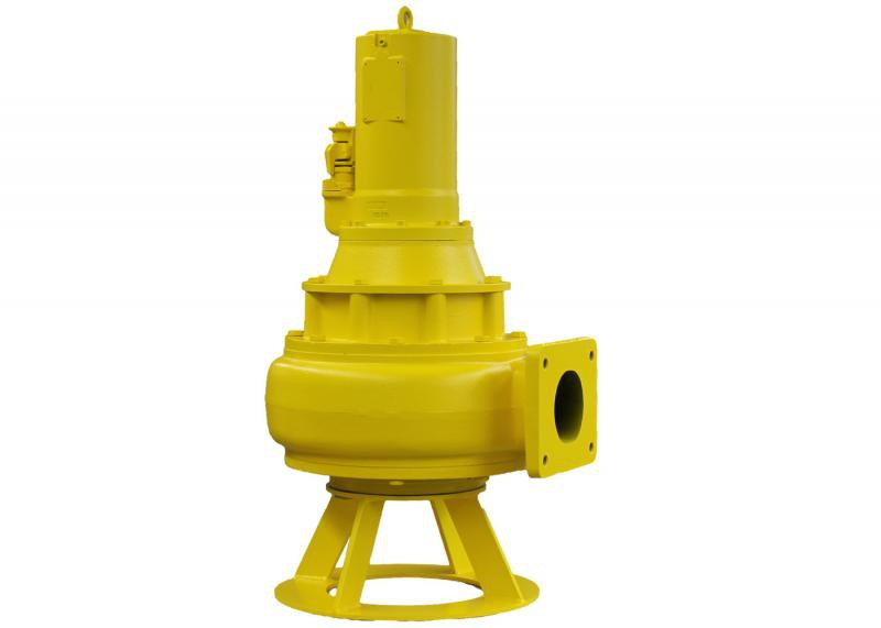 Zehnder Pumpen ZF 100 Ex (kalové ponorné čerpadlo-šedá litina) - Čerpadla, čerpadlové šachty Čerpadla Zehnder Pumpen Čerpadla pro odpadní vody