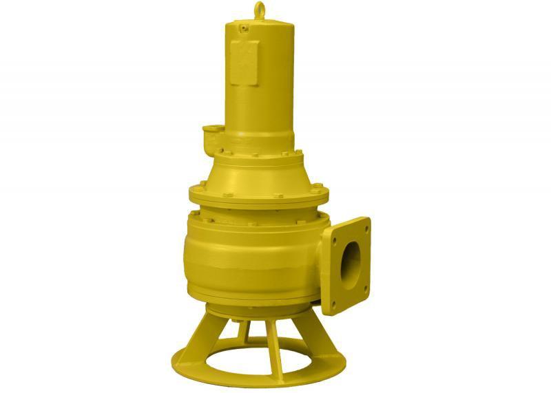 Zehnder Pumpen ZF 80.1 Ex (kalové ponorné čerpadlo-šedá litina) - Čerpadla, čerpadlové šachty Čerpadla Zehnder Pumpen Čerpadla pro odpadní vody