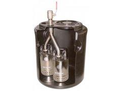Zehnder Pumpen SWH 500/80 Doppel (přečerpávací zařízení pro odpadní vodu)