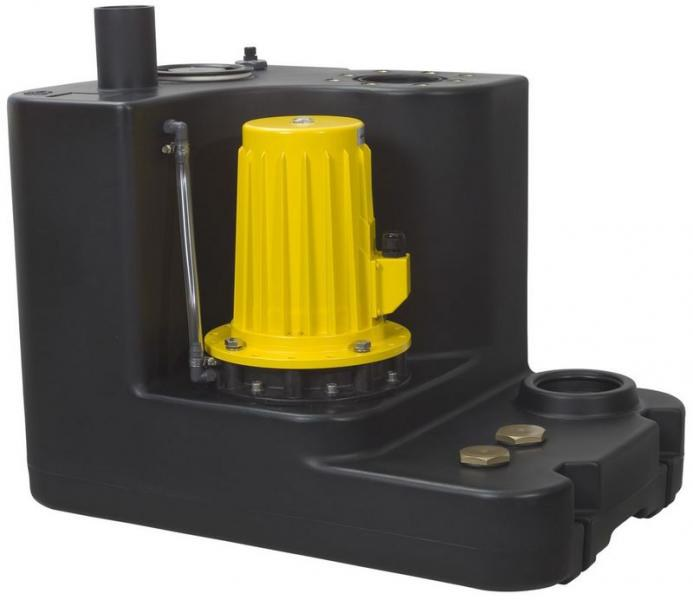 Zehnder Pumpen Boy 1,5 D 400 V (přečerpávací zařízení pro odpadní vodu) - Čerpadla, čerpadlové šachty Čerpadla Zehnder Pumpen Přečerpávací zařízení