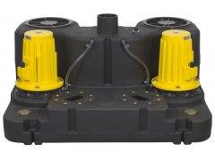 Zehnder Pumpen Boy Doppel 3,0 D 400 V (přečerpávací zařízení pro odpadní vodu)