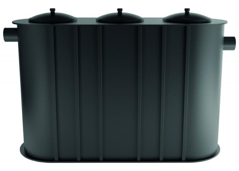Zehnder Pumpen NG 10 (odlučovač tuků) - Čerpadla, čerpadlové šachty Čerpadla Zehnder Pumpen Odlučovače tuků