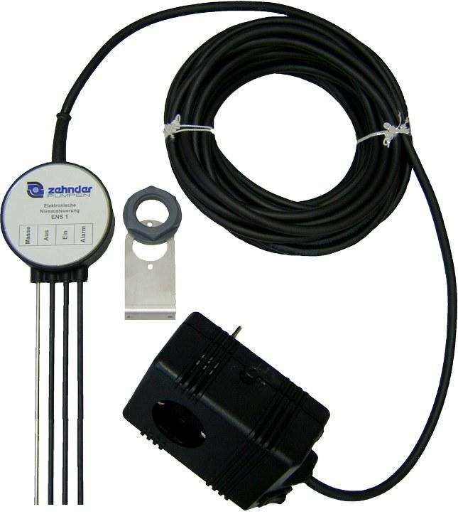 Zehnder Pumpen ENS 1.1 Universal-elektronický hladinový spínač - Čerpadla, čerpadlové šachty Čerpadla Zehnder Pumpen Ovladače