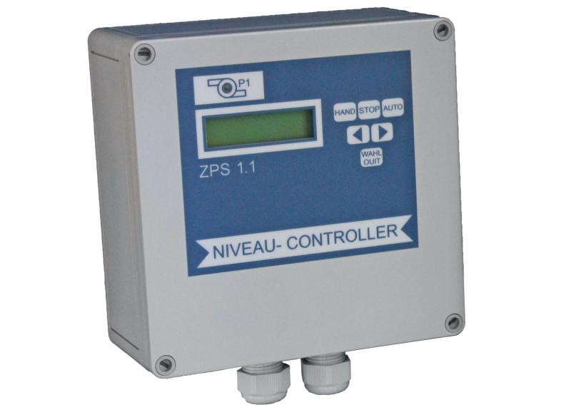 Zehnder Pumpen ovladač ZPS 1,3-LCD-W 230 V Schwimmer pro jednoduché zařízení - Čerpadla, čerpadlové šachty Čerpadla Zehnder Pumpen Ovladače