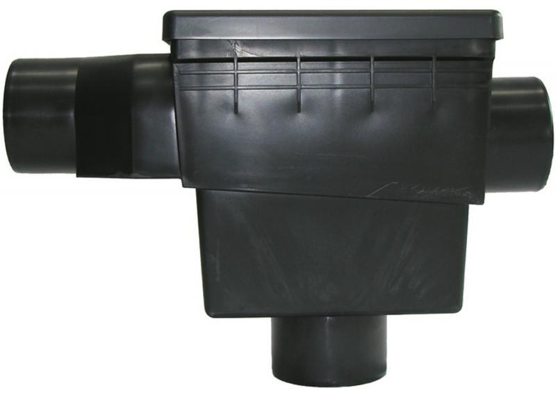 Zehnder Speichereinbaufilter DN 100 S (vestavný filtr) - Čerpadla, čerpadlové šachty Čerpadla Zehnder Pumpen Využívání děšťové vody