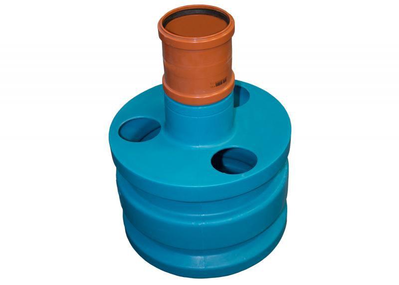 Zehnder Pumpen uklidňovač přítoku - Čerpadla, čerpadlové šachty Čerpadla Zehnder Pumpen Využívání děšťové vody