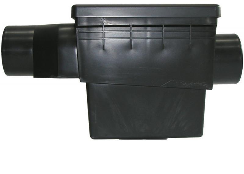 Zehnder Pumpen vestavný filtr DN 100 (filtr pro osazení do země) - Čerpadla, čerpadlové šachty Čerpadla Zehnder Pumpen Využívání děšťové vody