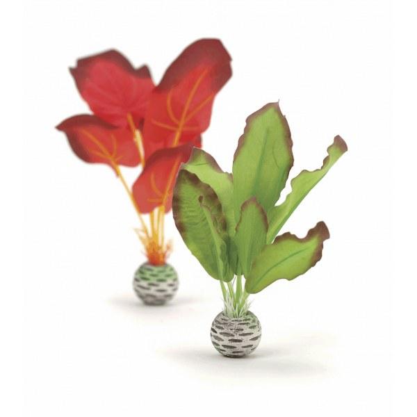 Oase biOrb set rostlin červená a zelená S - Akvaristika Oase biOrb Dekorace a příslušenství Rostliny