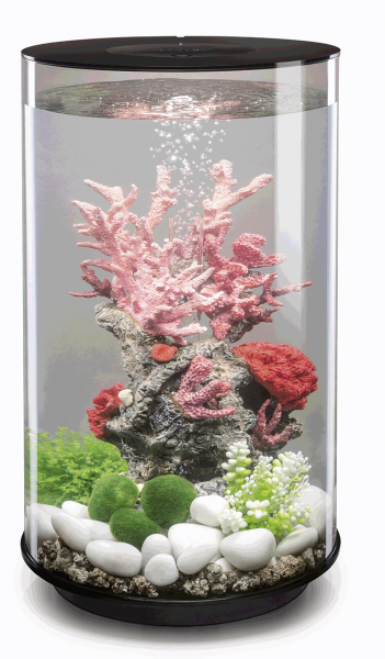 Oase biOrb TUBE 30 MCR (akvárium černé) - Akvaristika Oase biOrb Akvária biOrb biOrb TUBE