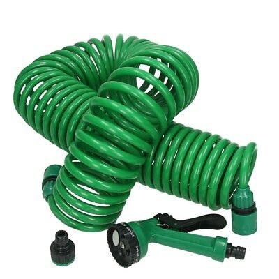 Spirálová hadice - sada (15m) - Potřeby na zahradu, nářadí, nádoby Příslušenství