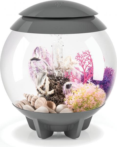 Oase biOrb HALO 15 MCR (akvárium šedé) - Akvaristika Oase biOrb Akvária biOrb biOrb HALO