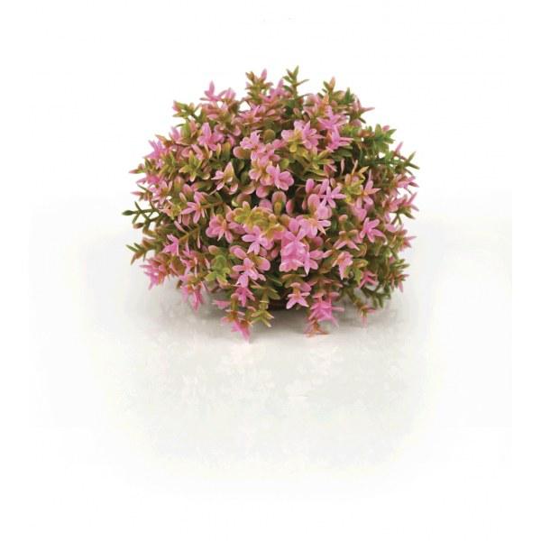 Oase biOrb podvodní koule růžová s květy - Akvaristika Oase biOrb Dekorace a příslušenství Rostliny