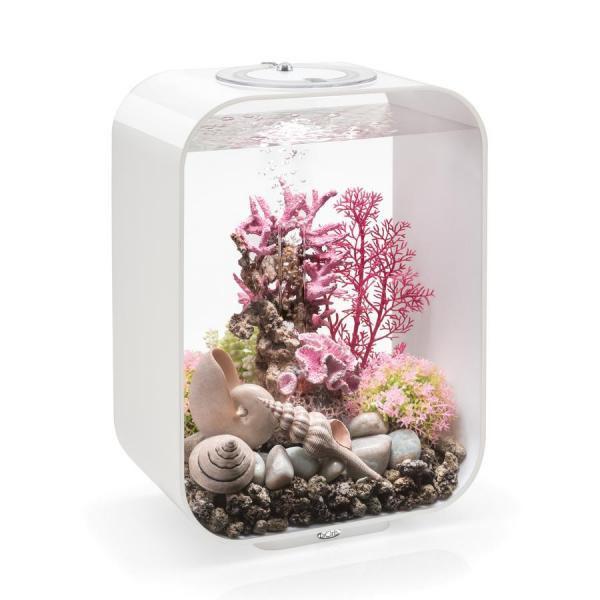 Oase biOrb LIFE 15 MCR (akvárium bílé) - Akvaristika Oase biOrb Akvária biOrb biOrb LIFE