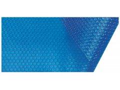 Solární fólie - 360 mic/ šíře 5m, barva modrá