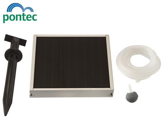 Pontec PondoSolar Air 150 Plus (solární vzduchování) - Vzduchování, kompresory Vzduchování,kompresory