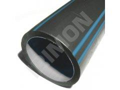 Tyče PE-MD/PE-LLD (PN 12,5),Ø 40 mm, 3m