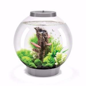 Oase biOrb CLASSIC 15 LED (akvárium stříbrné) - Akvaristika Oase biOrb Akvária biOrb biOrb CLASSIC