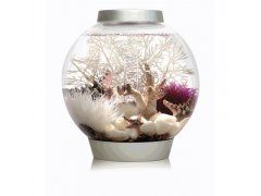Oase biOrb CLASSIC 15 MCR (akvárium stříbrné)
