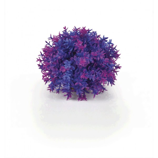 Oase biOrb podvodní koule fialová s květy - Akvaristika Oase biOrb Dekorace a příslušenství Rostliny