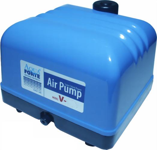 AquaForte/Hailea V-20 (membránový vzduchovací kompresor) - Vzduchování, kompresory Vzduchování,kompresory