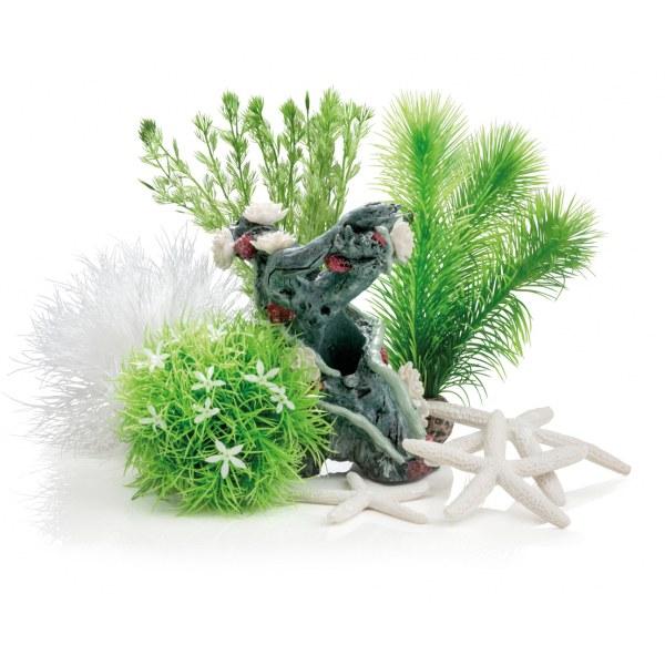 Oase biOrb sada rozkvetlá zahrada 15 l - Akvaristika Oase biOrb Dekorace a příslušenství Dekorační sady