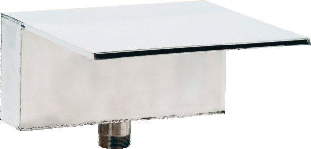 Chrlič do zdi - šíře 400 mm - Bazénové příslušenství Doplňky a příslušenství