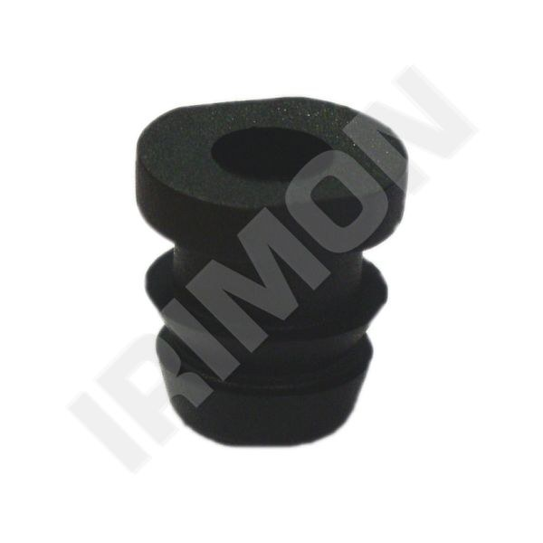Zátka koncová nástrčná krátká 16 mm - Závlahový systém Kapkovací potrubí a mikrozávlaha Příslušenství