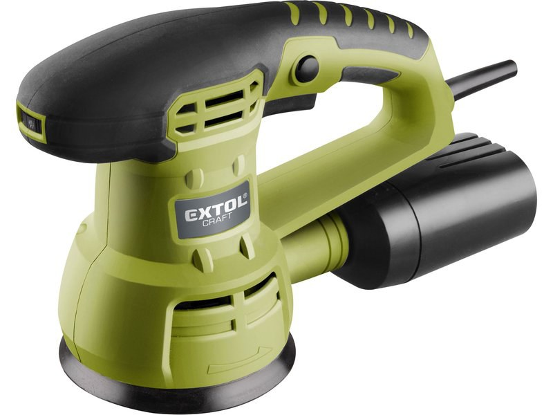 Extol Craft bruska excentrická 430W 125mm
