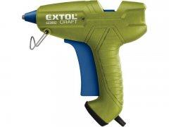 Extol Craft pistole tavná lepící, 11mm, 65W