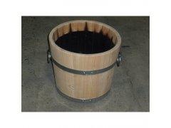 Dřevěný džber 70 cm