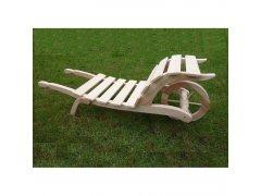 Dřevěný trakař střední