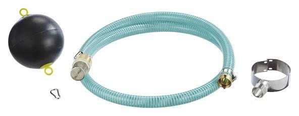 Oase ProMax Pressure (plovoucí sací hadice 2m) - Čerpadla, čerpadlové šachty Drenážní a užitková čerpadla Příslušenství k drenážním a kalovým čerpadlům