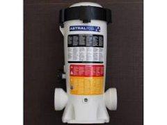 Chlorátor - dávkovač chloru na potrubí poloautomatický - bazar
