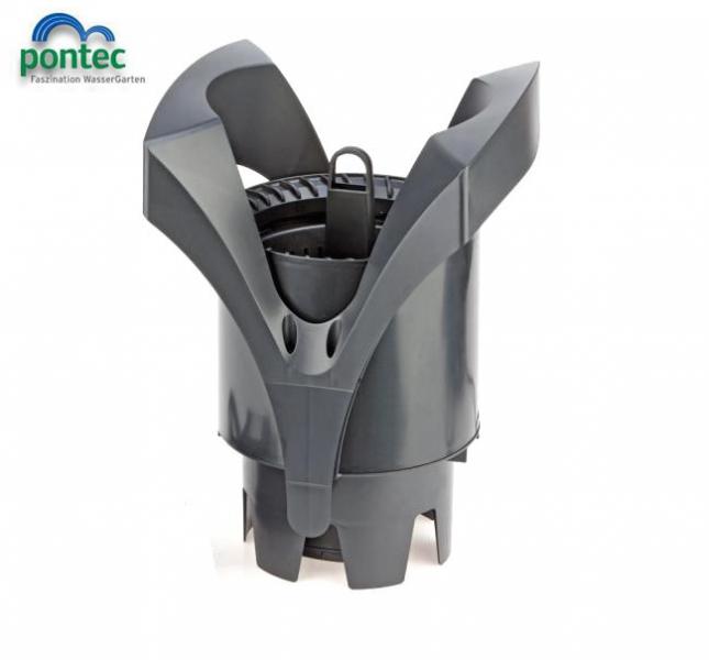 Pontec PondoSkim 12V (jezírkový skimmer na 20m2) - Skimmery-hladinové sběrače Skimmery