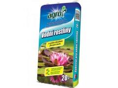 Agro zemina pro vodní rostliny a lekníny (20l)
