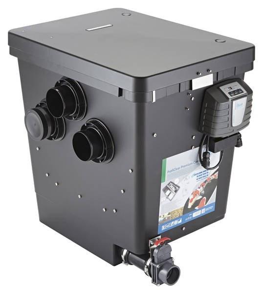 Oase ProfiClear Premium Compact (bubnový filtr/gravitační verze) - Filtry,filtrační sety a filtrační materiály Oase filtry