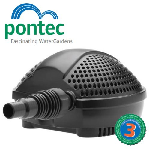 Pontec PondoMax Eco 3500 (jezírkové čerpadlo) - Čerpadla, čerpadlové šachty Čerpadla AquaForte, Pontec