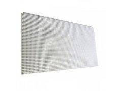 Rošt filtrační bílý (15x30x0,7cm)