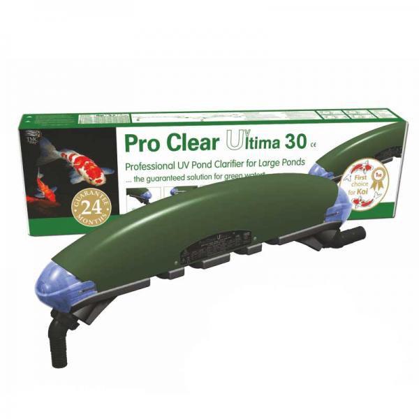 TMC Pro Clear 55W UV-C lampa (na 18m3) - UV-C lampy,zářivky TMC UV-C lampy