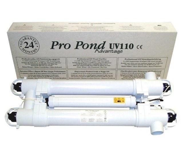 TMC Pro Clear 110W UV-C lampa (na 36m3) - UV-C lampy,zářivky TMC UV-C lampy
