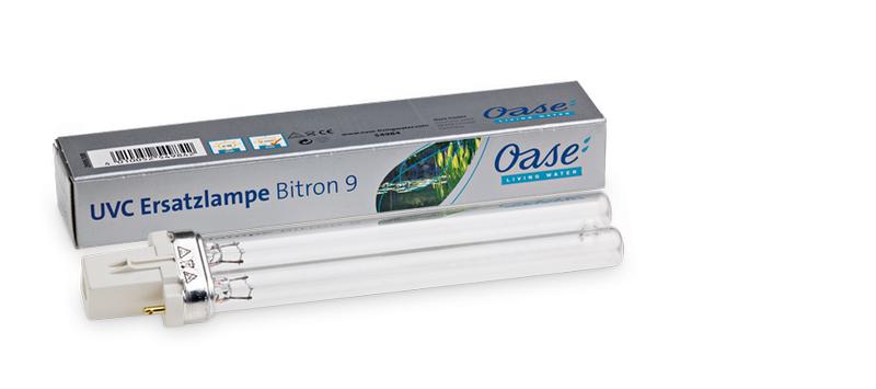 Oase Bitron PL-S 9W (náhradní zářivka) - UV-C lampy,zářivky Náhradní zářivky a křemíkové trubice Zářivka 9W