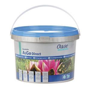 Oase AlGo Direct - odstraňuje vláknitou řasu (5l na 100m3) - Péče o vodu, údržba jezírek Odstranění vláknité řasy
