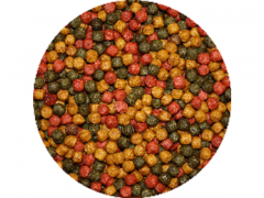 Tříbarevné krmivo pro KOI (15kg- 3mm)