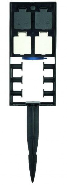 Oase InScenio FM-Master 1 (2 dálkově ovládané) - Osvětlení, elektro k jezírku Zahradní sloupky,zásuvky