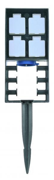 Oase InScenio 230 (zásuvky bez dálkového ovládání) - Osvětlení, elektro k jezírku Zahradní sloupky,zásuvky