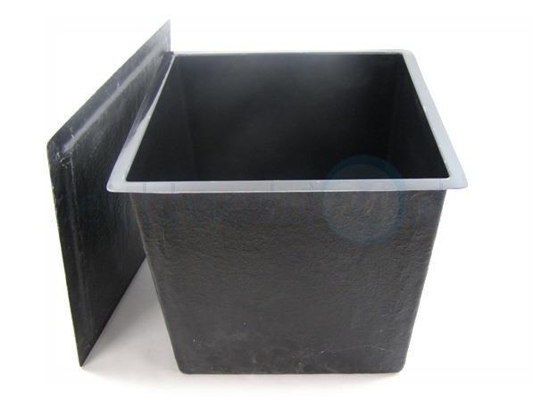 Tripond GFK čerpadlová šachta s víkem (60x60x70cm) - Čerpadla, čerpadlové šachty Čerpadlové šachty a komory