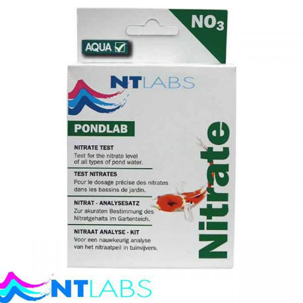 NT LABS Pondlab Nitrate NO3 - test na dusičnany ve vodě - Péče o vodu, údržba jezírek Testování vody Ostatní měření