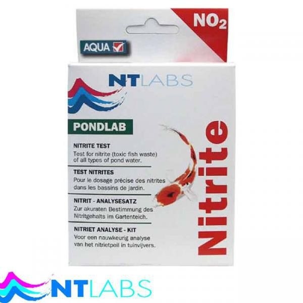 NT LABS Pondlab Nitrite NO2 - test na dusitany ve vodě - Péče o vodu, údržba jezírek Testování vody Ostatní měření