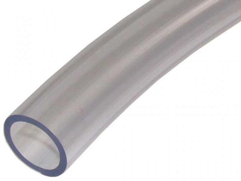 Vzduchovací transparentní hadička (12/17mm-1bm) - Vzduchování, kompresory Rozdělovače,hadičky,spojky